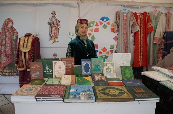 """В Казани прошел фестиваль """"Мозаика культур"""""""