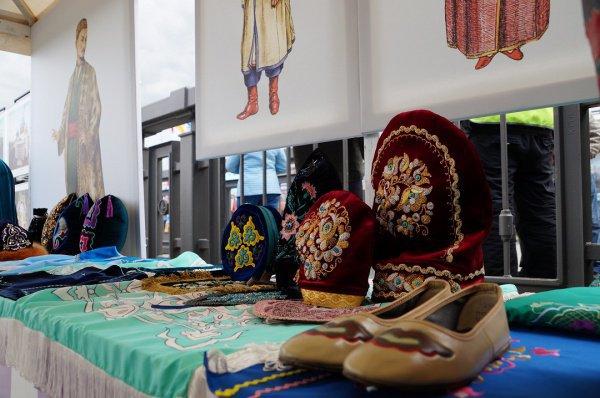 ИД «Хузур» принял участие в фестивале «Мозаика культур»