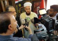 Муфтий Татарстана находится в Дамаске