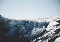 В Швейцарии «похоронили» ледник