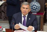 Минниханов заподозрил финансируемые из-за рубежа СМИ в попытках разжечь межнациональную рознь