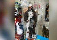 Игрушечного Усаму бен Ладена нашли в одном из магазинов в Ставрополе