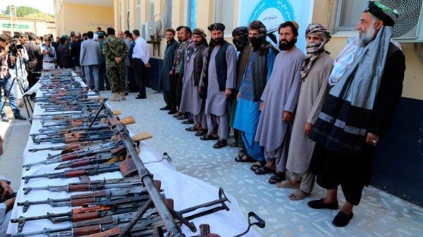 В Афганистане продолжаются боевые действия.