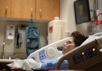 Рост смертности от рака зафиксирован в России