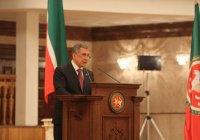 Рустам Минниханов объявил 2020-й Годом 100-летия ТАССР