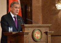 Минниханов: авторитет традиционных конфессий является преградой для распространения религиозного экстремизма