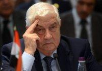 В Сирии не исключили создания новой Конституции