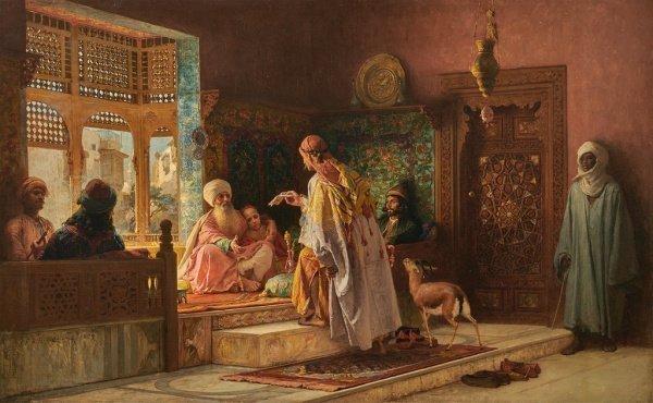 Вдохновлённый Востоком: как исламский мир повлиял на западное искусство