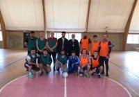 Мусульмане и православные сыграли в футбол в рамках акции «Экстремизму — нет!»