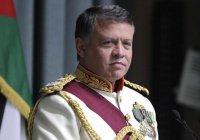 Король Иордании приедет в Россию