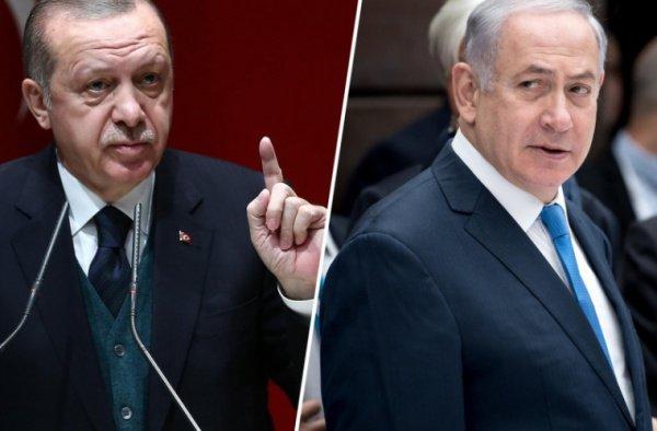 Эрдоган и Нетаньяху обменялись оскорблениями из-за сектора Газы и Холокоста