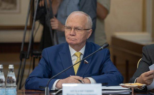 Фарит Мухаметшин рассказал о связях России с исламским миром.