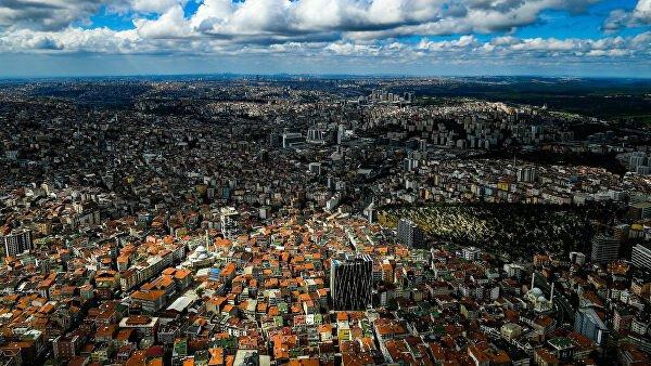 Стамбул тряхнуло почти на 6 баллов.