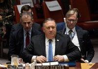 Помпео обвинил Россию и Иран в нагнетании насилия в Сирии