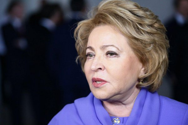 Валентина Матвиенко ответила на вопрос о переносе штаб-квартиры ООН.