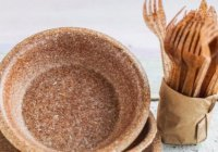 Съедобную и полезную посуду создали на Алтае