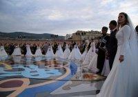 Свадьба в Дербенте попала в Книгу рекордов Гиннеса как самая многонациональная
