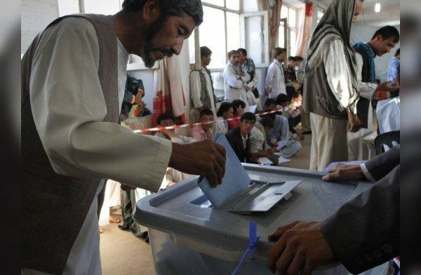 Избирком Афганистана признал выборы состоявшимися.