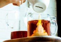 Выявлена опасность чая с молоком