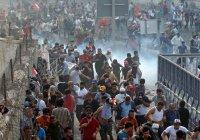 В Багдаде более 200 человек пострадали в ходе масштабных протестов