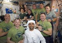 Космонавт из ОАЭ рассказал, что сделает первым делом, вернувшись с орбиты