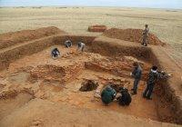 В Казахстане нашли мавзолей времен Золотой Орды