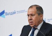 Сергей Лавров назвал главный принцип политики России на Ближнем Востоке