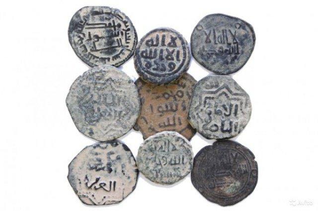 Мусульманские монеты