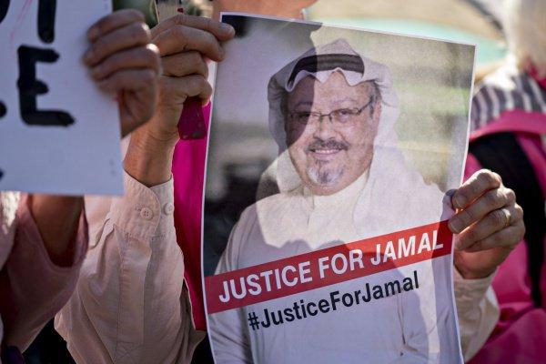 Саудовский журналист был убит ровно год назад.
