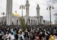 Дакар - не только ралли. В столице Сенегала открыли мега-мечеть