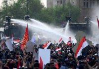 В Ираке из-за масштабных протестов ввели комендантский час