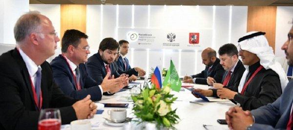 Главы Минэнерго России и КСА обсудили сотрудничество.