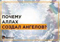 Для чего Аллах создал ангелов? Разве Он нуждается в помощниках?