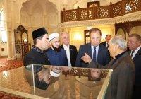 Госсоветник РТ и муфтий Татарстана показали Болгар полпреду президента РФ в ПФО