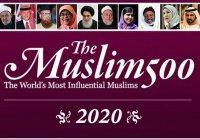 Опубликован рейтинг The Muslim 500 за 2020 год