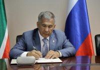 Рустам Минниханов продлил полномочия полпредов РТ в Турции и Туркменистане