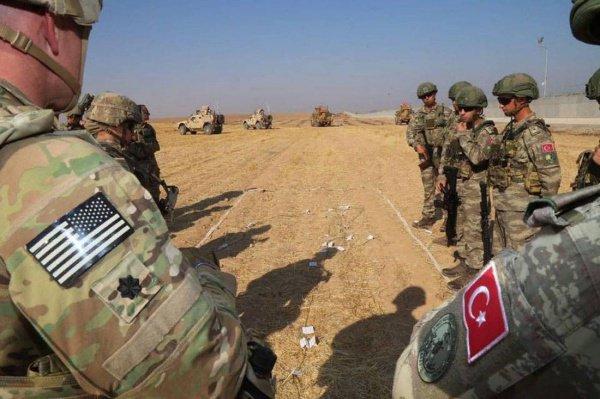 Турецкие войска проведут операцию в Сирии без поддержки США.
