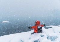 Синоптик: зима в России становится короче
