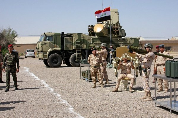 Россия и Ирак продолжают сотрудничество в военно-технической сфере.