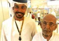 В ОАЭ встретили 124-летнего туриста