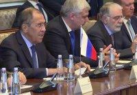 Лавров: Россия намерена наращивать сотрудничество с Иракским Курдистаном
