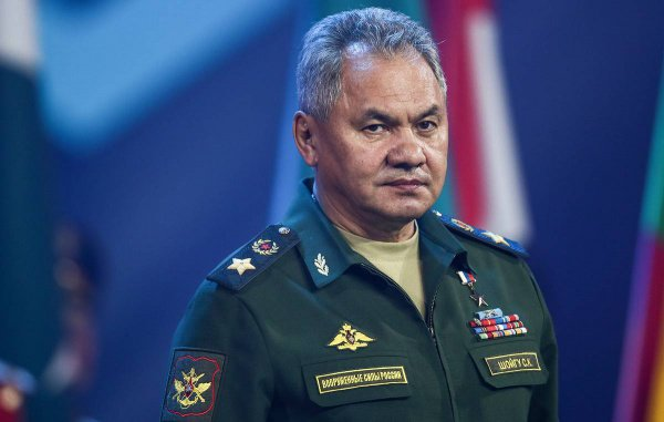 Сергей Шойгу провел телефонную беседу с главой Пентагона.