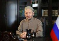 Путин наградил муфтия Дагестана орденом Дружбы