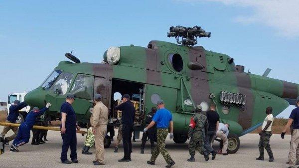 Ранее ряд СМИ сообщил о присутствии в Мозамбике российских военных.