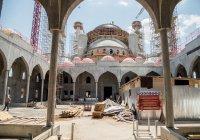 Стало известно, когда начнется внутренняя отделка Соборной мечети Крыма
