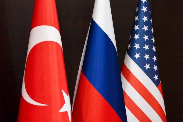 Угрозы Трампа могут еще больше сблизить Турцию и Россию.