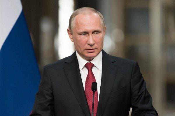 Президент России поприветствовал участников саммита Россия - Африка.