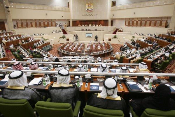 В ОАЭ прошли выборы в парламент.