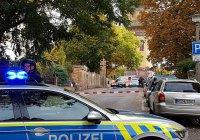 Неизвестные атаковали синагогу в Германии, есть жертвы