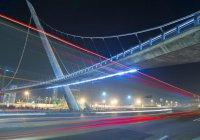Вантовый мост с самым длинным пролетом открыли в Китае